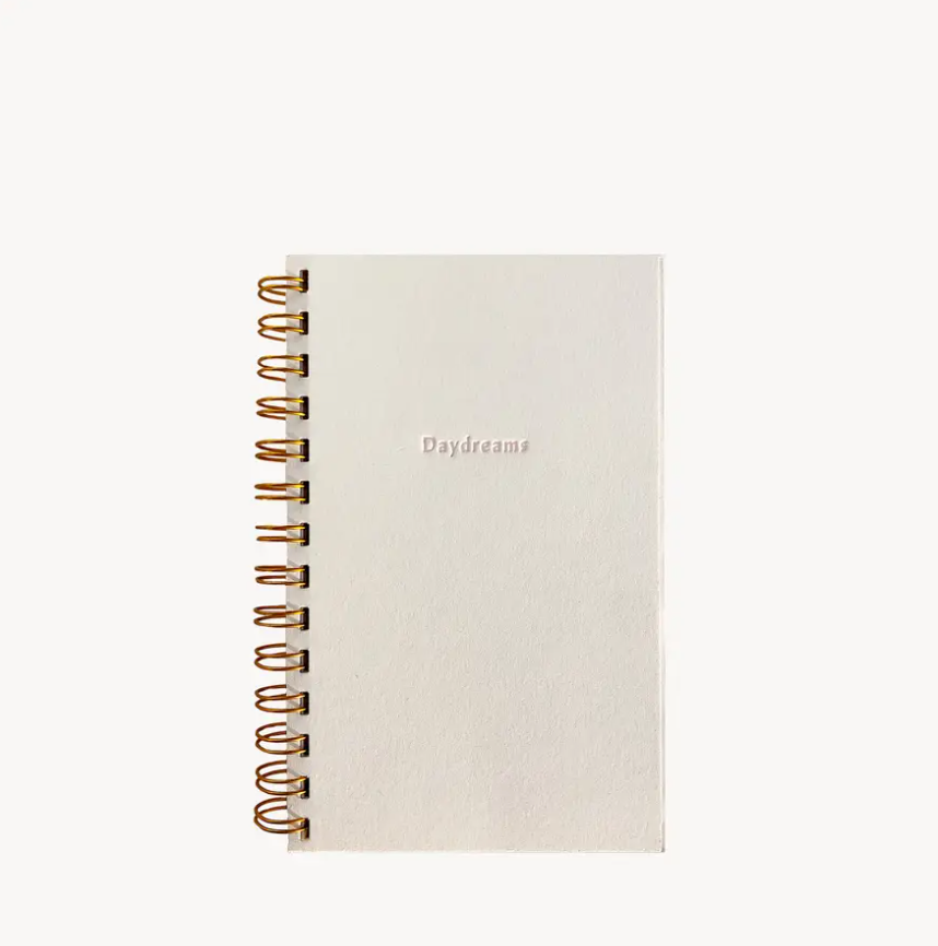 Daydreams Weekly Planner in Bianco