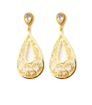Matangi Earrings | Atma Prema