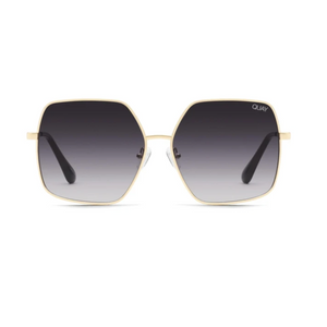 Backstage Sunglasses Gld/Smk