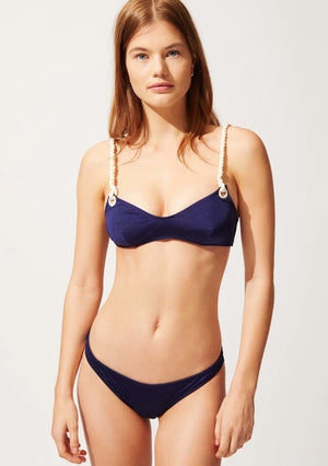 The Rachel Bottom Navy