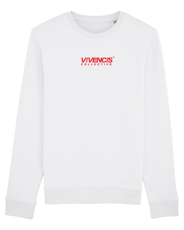 Essential Sweatshirt - White