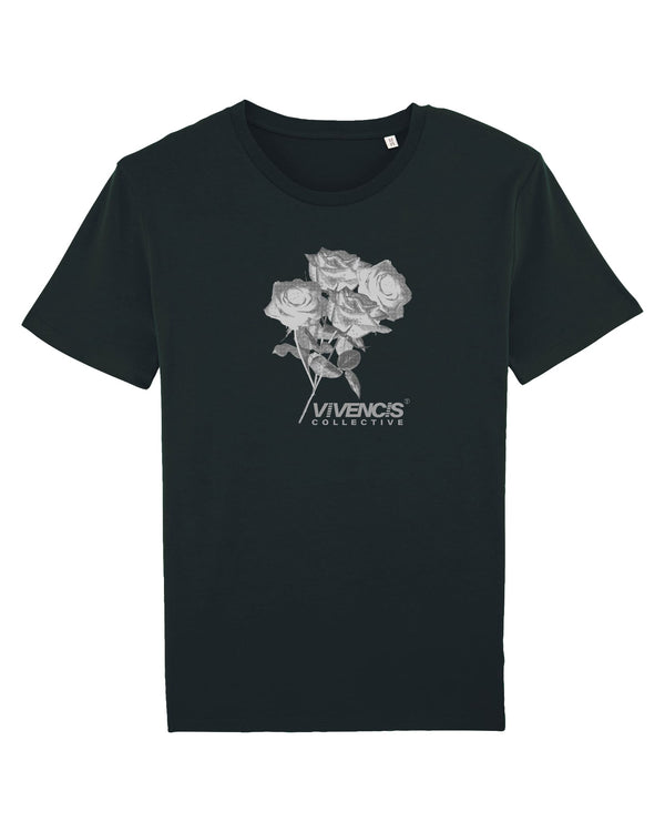 Grey Eternal T-Shirt - Black