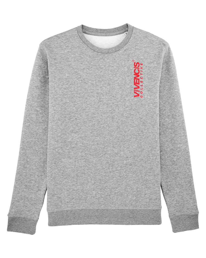 Redemption Sweatshirt - Grey