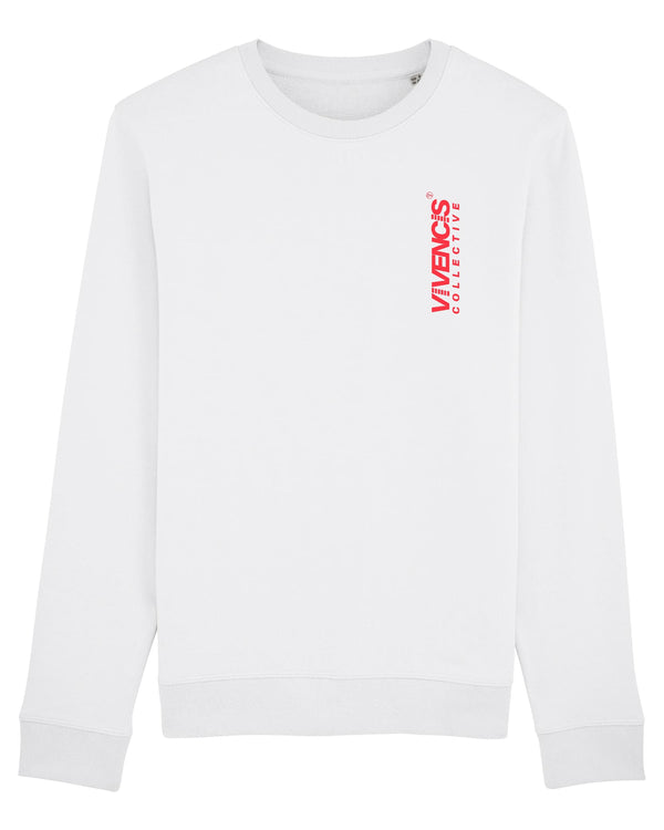Redemption Sweatshirt - White