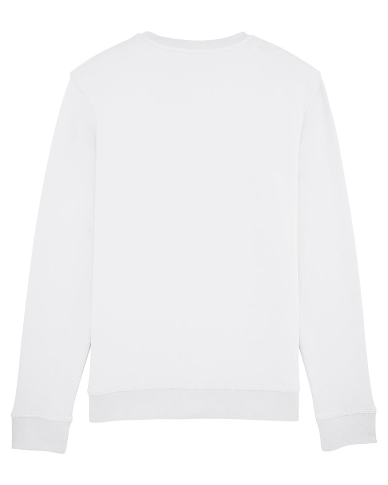 Black Venom Sweatshirt - White
