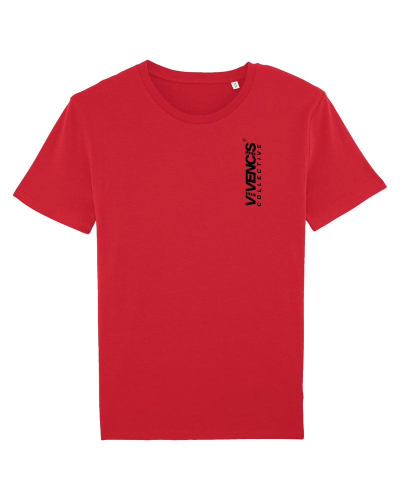 Redemption T-Shirt - Red