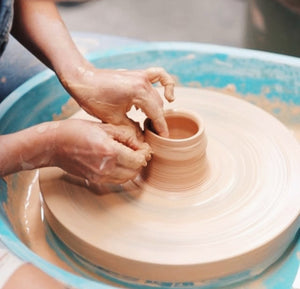 Clay Club! Give a throw a go - Wheel throwing taster Class - Saturday 14 September, 4:00-5:30pm