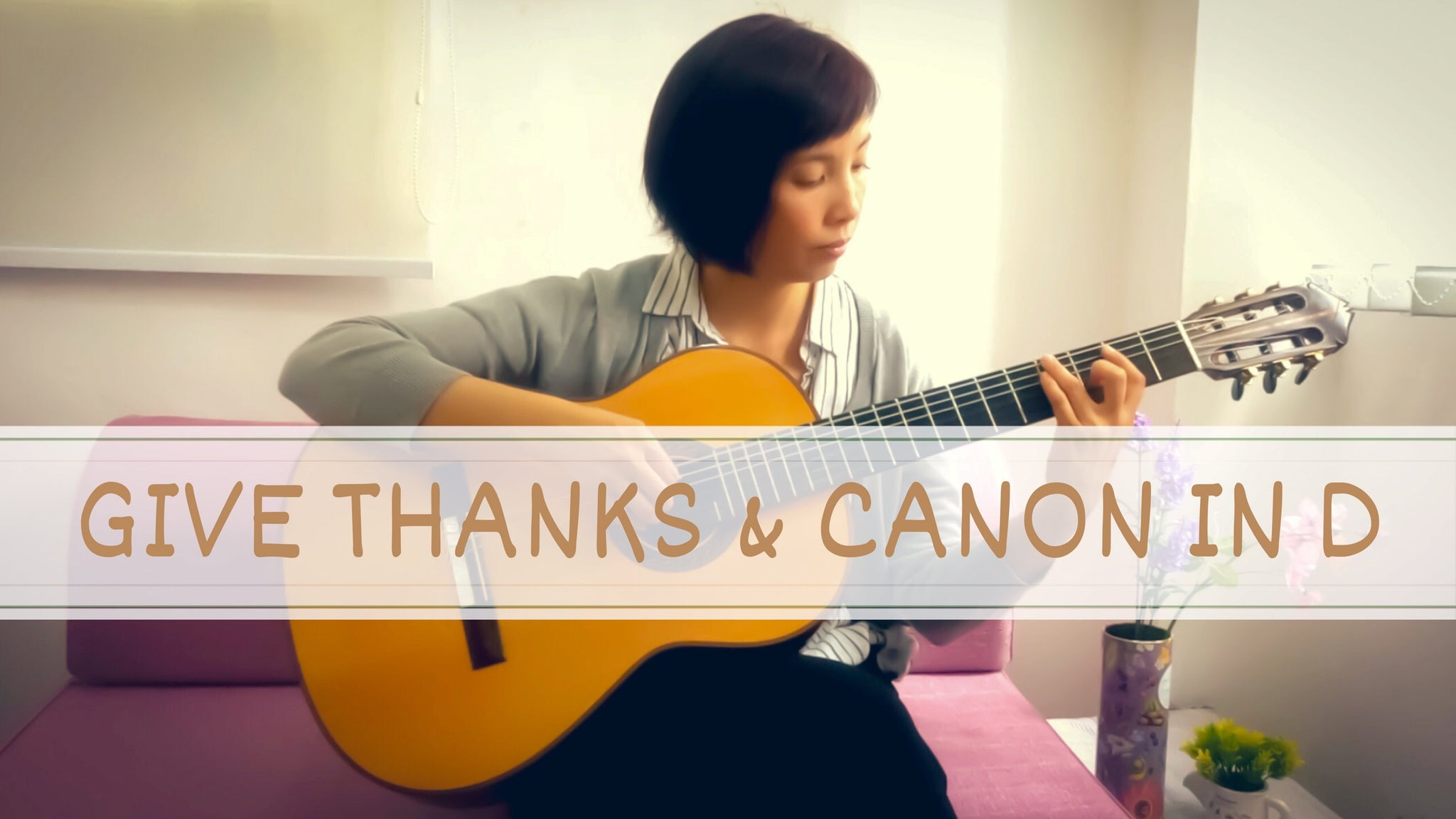 Sheet Music News! - Give Thanks & Canon in D available worldwide