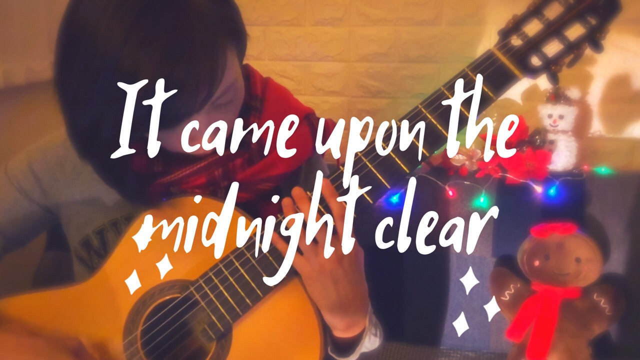 Sheet Music News & Video - It Came Upon The Midnight Clear (Traditional Christmas song)