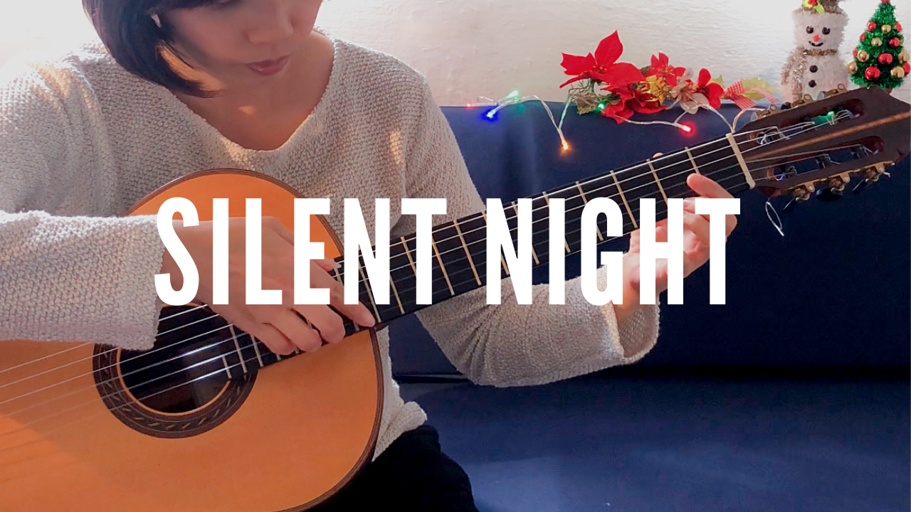 [New Video & Tab] Silent Night
