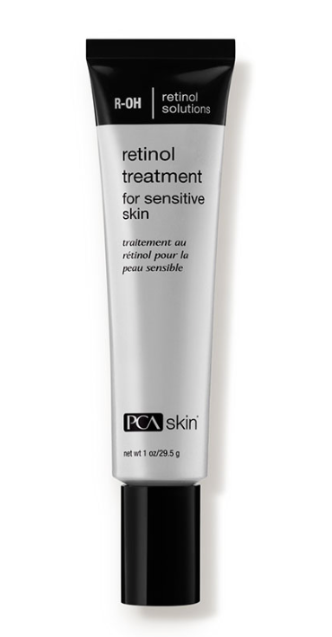 Retinol Treatment for Sensitive Skin