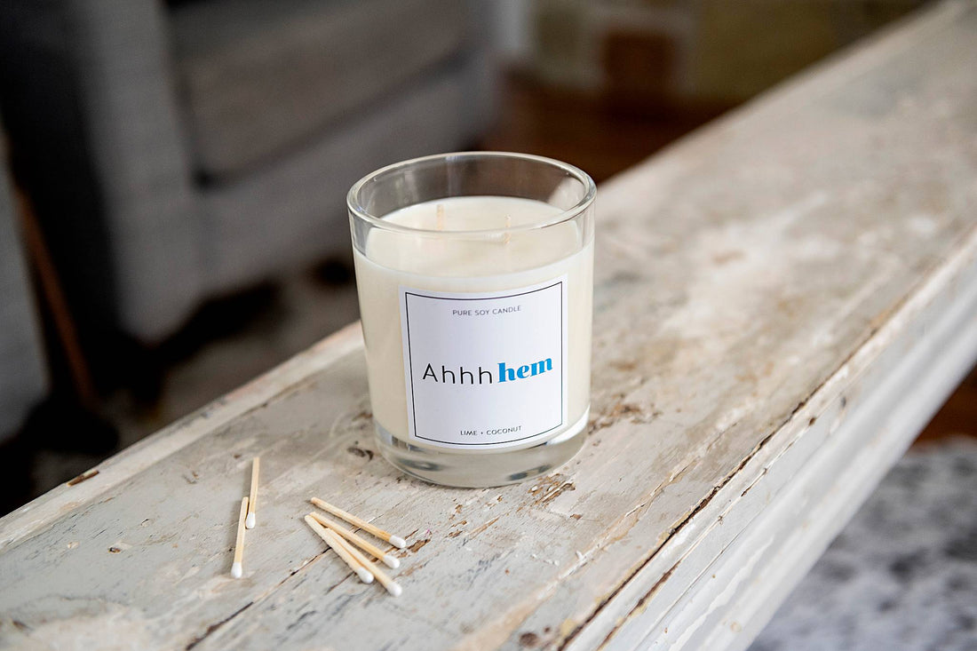 Why branded candles make the perfect thank you gift for your clients
