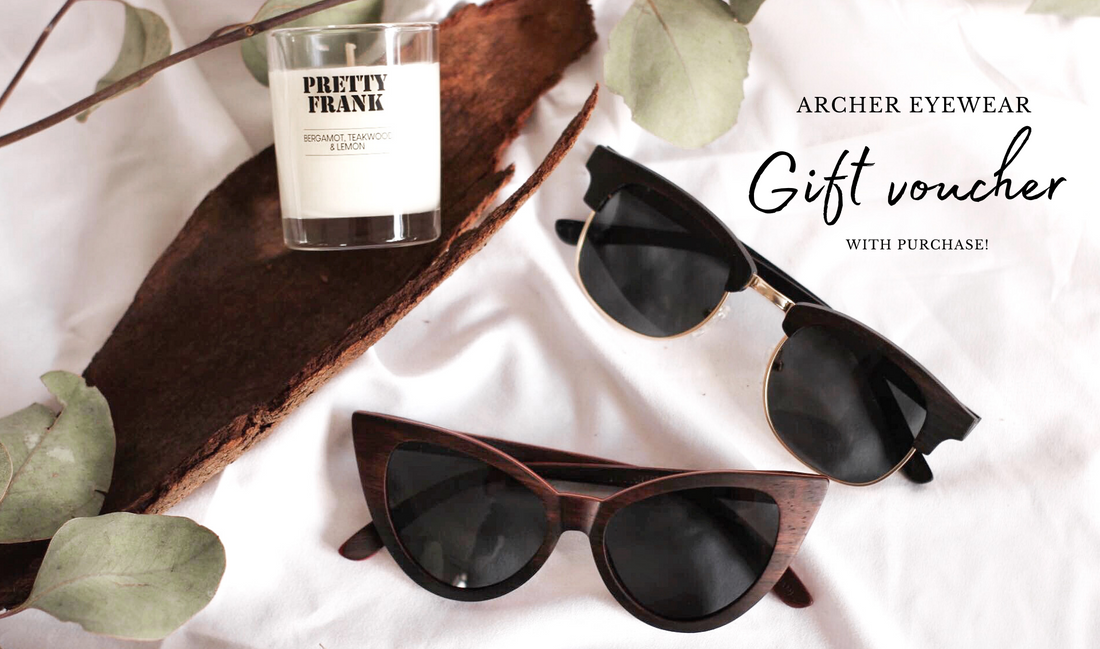 $25 gift voucher to my fave brand with every order in June