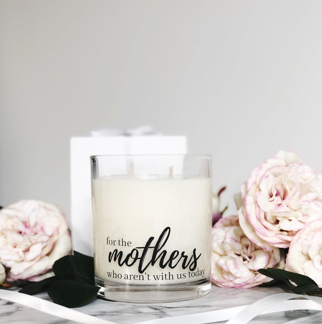 Mother's Day Gifts: Handmade Soy Candles just for Mum | Pretty Frank
