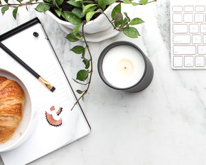 Getting the most from your soy candles