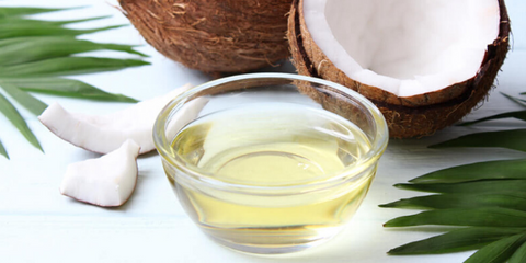 Coconut Oil can be used on the skin to deter insects