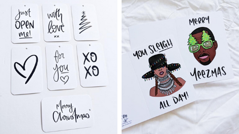 The coolest cards and printed from K Rae Designs