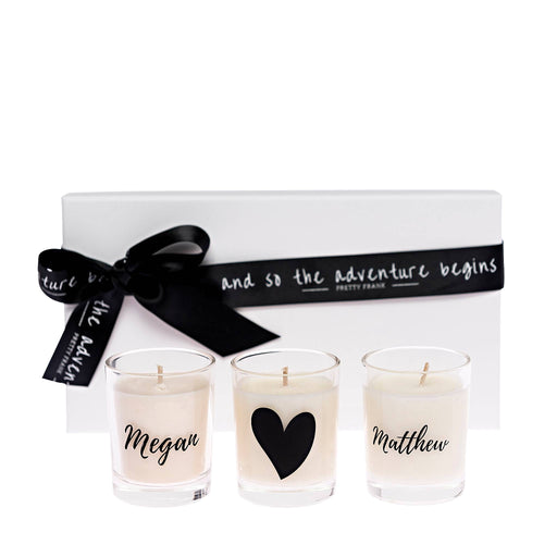 You Love Me Votive Gift Set