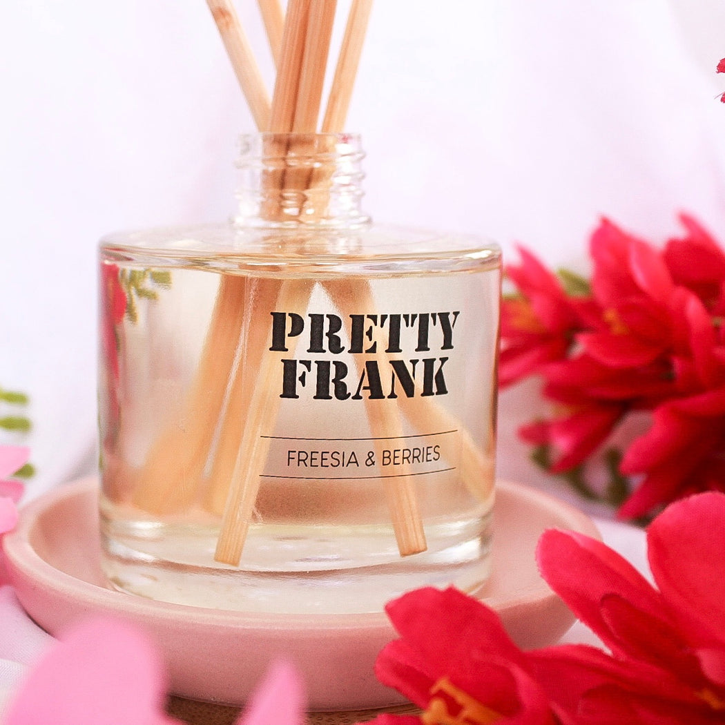 Freesia and Berries Fragrance Reed Diffuser