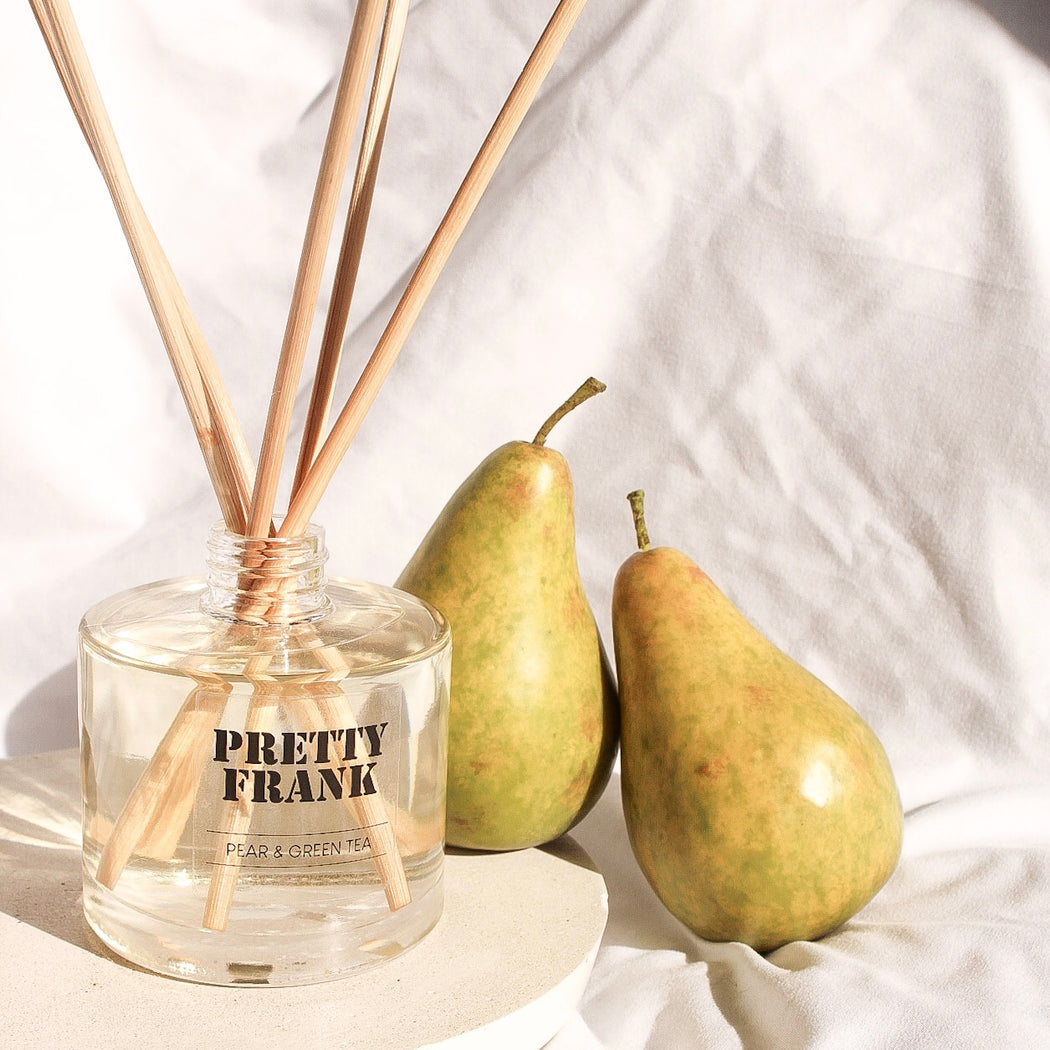 Pear and Green Tea Fragrance Reed Diffuser
