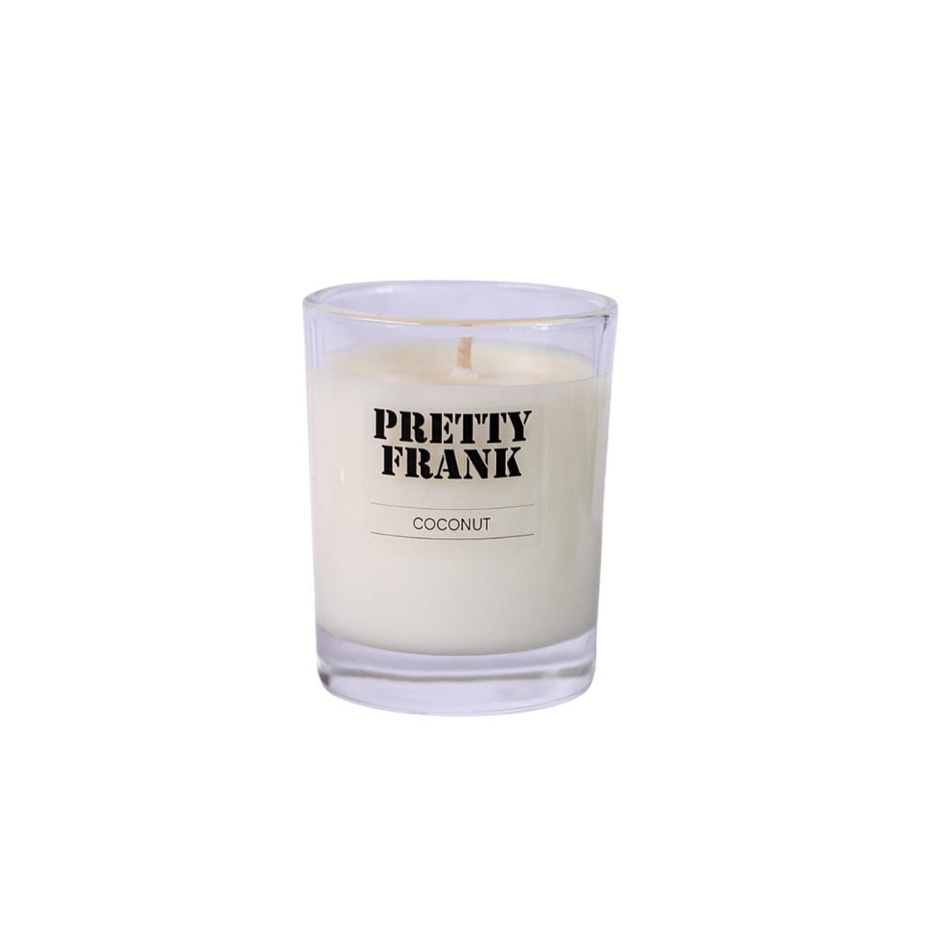 Scent Sample Coconut Scented Candle