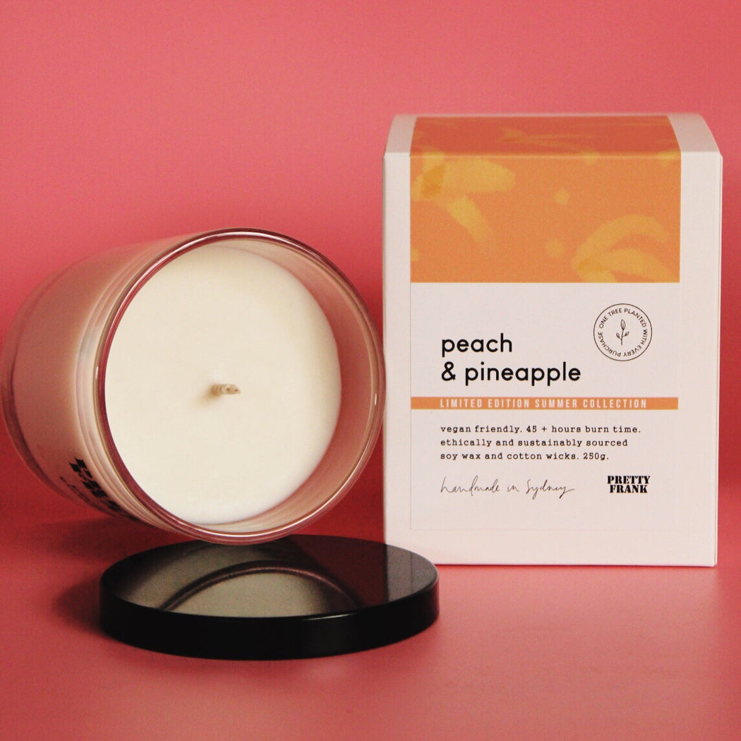Summer Collection Bundle Scented Candle Limited Edition