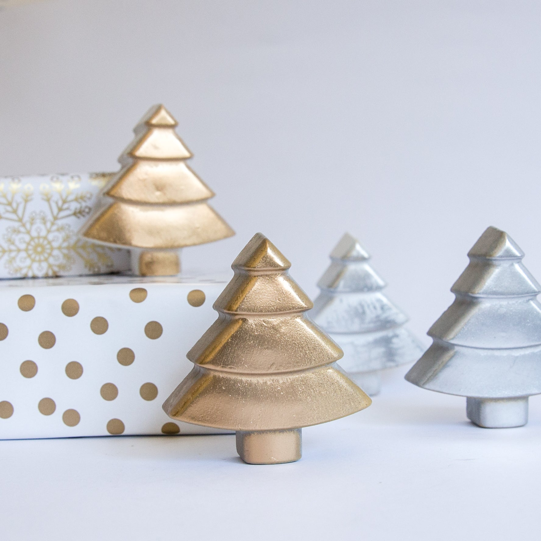 Cementify concrete christmas tree