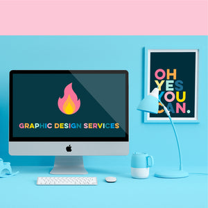 GRAPHIC DESIGN SERVICES PACKAGE