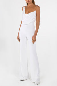 Moyra Pantsuit - Misha Collection
