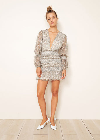 Behati mini dress - The East Order