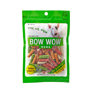 BOWWOW Mixed Cut Dog Treats (150g/300g)