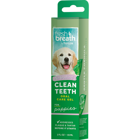 Tropiclean Oral Care Gel For Puppies