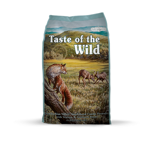 TASTE OF THE WILD Grain-Free Dry Food: Appalachian Valley Venison Small Breed (2kg/13kg)
