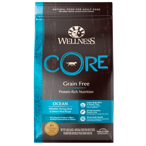 WELLNESS CORE Grain-Free Ocean (Adult)