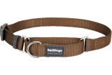 RED DINGO Collar: Martingale Half Neck Collar Classic Range (4 Sizes, 11 Colours)