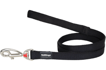 RED DINGO Fixed Dog Leads: Classic Range 1.2m (4 Sizes, 11 Colours)