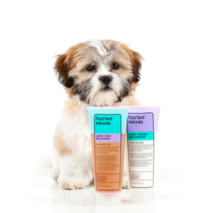 FUZZYARD Jojoba + Lavender Moisturising Dog Conditioner (220ml)