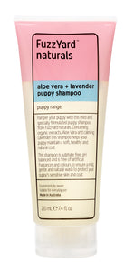 FUZZYARD Aloe Vera + Lavender Puppy Dog Shampoo (220ml)