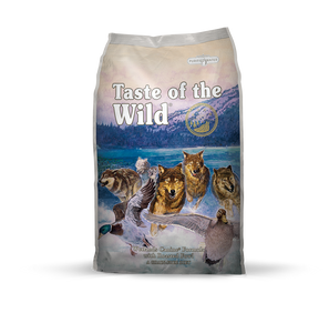 TASTE OF THE WILD Grain-Free Dry Food: Wetlands Roasted Fowl (2kg/13kg)