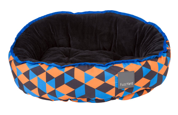 FUZZYARD Reversible Bed (9 Designs, 3 Sizes)