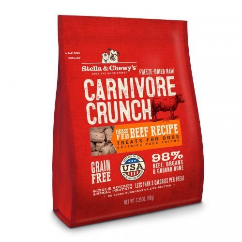 STELLA & CHEWY'S Carnivore Crunch: Beef (3.25oz)