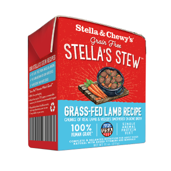 Stella & Chewy's Grass-Fed Lamb Stew (11oz, 311g)