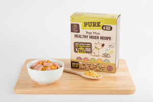 PURE Grain-Free Vegi Plus Mixer Dehydrated Dog Food
