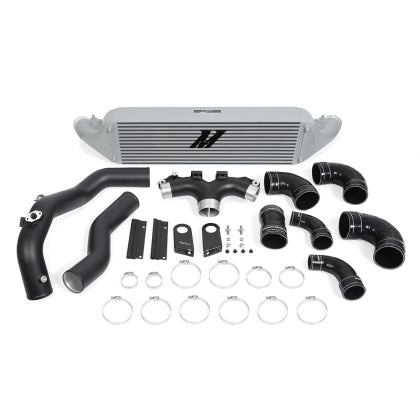 Mishimoto 2018+ Kia Stinger GT 3.3T Performance Intercooler Kit - Black