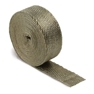 DEI 2in x 100ft Titanium Exhaust Wrap
