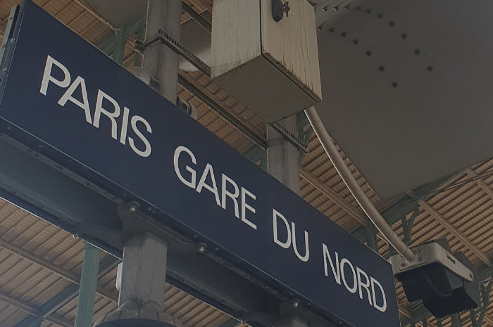 Blogpost What I did in Paris part I  Station