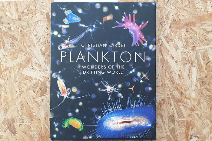Book Christian Sardet Plankton wonders of the drifting world