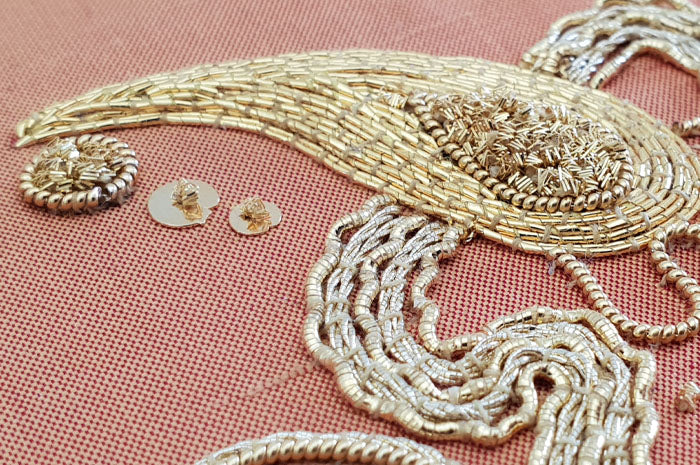 Let's talk Gold… Goldwork embroidery: a rich history part I