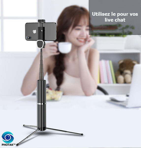 Photak ™ V2.0  Selfie-Trépied