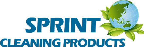 Sprint Cleaning Products Logo
